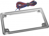 Namz Universal Perfect Plate Light License Plate Frames