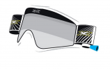 EKS Brand Full Zip Off System for Gox Goggles