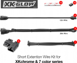 XK Glow Moto Extension Wire Kit
