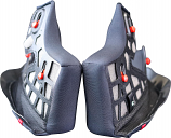 Scorpion Replacement Cheek Pads for EXO-R1 Air