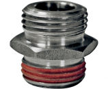 Jagg Filter Adapter Nipple for Low-Mount Fan-Assisted Oil Cooler Kit