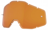 100% Replacement Injected Lens with Posts for Racecraft Plus Goggles