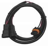 Advanced Accessory Concepts 14-Gauge 36in. Long Y Harness for AAC Trigger Accesory Control System
