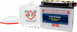 Fire Power Conventional 12V Heavy Duty Battery With Acid Pack