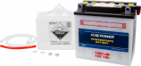 Fire Power Conventional 12V Standard Battery with Acid Pack