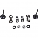 Moose Racing Exhaust Stainless Valve and Spring Kit