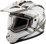 GMAX GM-11S Trapper Helmet with Electric Shield