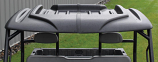 Quadboss 60in. 2 Piece Universal Roof with Cargo Storage [Warehouse Deal]