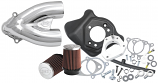 S&S Cycle Tuned Induction Kit - Chrome [Warehouse Deal]