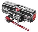 Warn AXON 4500 Winch with Wire Rope [Warehouse Deal]