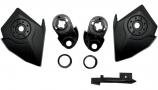 AFX Side Cover Kit with Ratchet Kit for FX-39DS/DS-2 Helmets