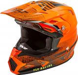 Fly Racing Toxin MIPS Cold Weather Embargo Youth Helmet (Lg) [Warehouse Deal]