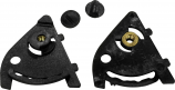 GMAX Shield Ratchet Plate for AT-21/AT21S Helmets - Left/Right