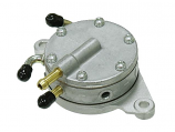 SP1 Fuel Pump - Dual Outlet - Round [Warehouse Deal]