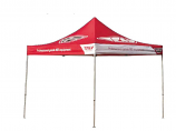 Fly Racing 10ft. x 15ft. Red Canopy Top [Warehouse Deal]