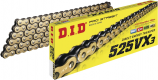 D.I.D 525VX3 Pro-Street X-Ring Vx Series Chains