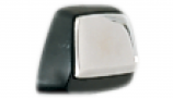 Parts Unlimited Replacement Fairing Mirrors
