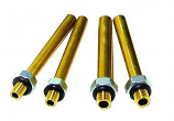 Motion Pro SyncPRO Short Brass Adapter Set