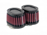 K&N Engineering Universal Oval Tapered Air Filter
