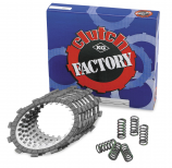 KG Clutch Factory Complete Aluminum Clutch Kit