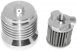 PC Racing FLO Spin On Stainless Steel Oil Filter