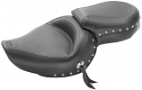 Mustang Wide Touring One-Piece Studded Seat