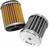 Maxima MaxFlow Stainless Steel Oil Filter