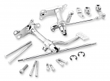 Bikers Choice Brake Rod Replacement for Forward Controls Kit