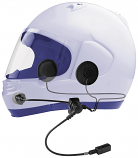 J&M Performance Series Clamp-on Headset