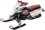 New Ray Toys 1:12 Scale Snowmobile