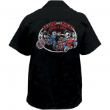 Lethal Threat Bikes and Rods Work Shirt