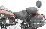 Mustang Wide Studded Super Touring One-Piece Seat
