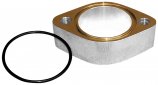 S&S Cycle 1in. Spacer Block with O-Ring