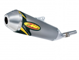 FMF Racing Q4 Spark Arrestor Slip-On