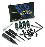 Stop & Go International Tubeless Tire Plugger with CO2