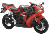 New Ray Toys Street Bike 1:12 Scale Motorcycle