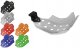 Cycra Full Coverage Skid Plate with Hard Mounts