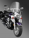 National Cycle SwitchBlade Two Up Windshield