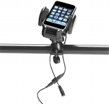 Echo Plug & Go Handlebar Phone Holder and Charger