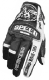 Speed & Strength Top Dead Center Leather and Mesh Gloves