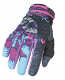Speed & Strength Wicked Garden Womens Mesh and Textile Gloves