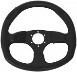 Dragonfire Racing D-shaped Steering Wheel (6-Bolt)