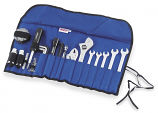 Cruztools Econokit H1 Roll-up Tool Kit