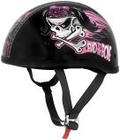 Skid Lid Helmets Original Bad to the Bone Helmet