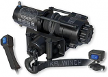 KFI Products Stealth 3000 Winch Kit