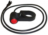 Koso North America Thumb Switch for RX-2N5 RPM Data Logger