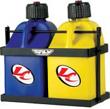 Fly Racing 2 Jug Fuel Rack