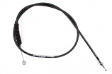 Motion Pro Black Vinyl Terminator LW Clutch Cable