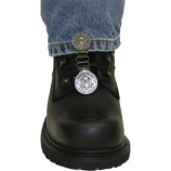 Ryder Clips Boot Stirrups for Laced Boots