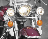 National Cycle Light Assembly-H3 Bulb for Sportlight Bars